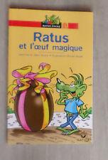 Ratus et l'œuf magique