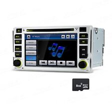 6.2 Zoll Touchscreen Autoradio GPS Bluetooth DVD Für HYUNDAI SANTA FE 2006-2012
