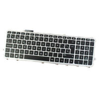 Keyboard - Spanish Layout For HP ENVY 15-j110la 17-j150la 15-j005ss Laptop