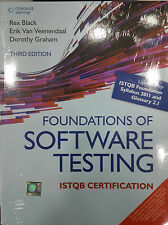 FAST SHIP - BLACK GRAHAM 3e Foundations of Software Testing ISTQB Certificat BE1