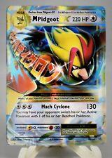 Pokemon Mega Pidgeot EX 65/108 Holo Full Art Ultra Rare Card - Evolutions - Mint