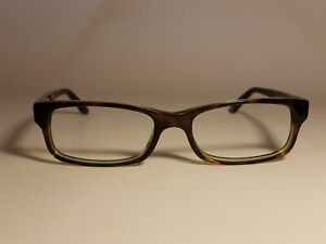 Ray-Ban RB5187, Color 2445 Tortoise & Green, 50-16-140