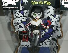 Cyberella D'Nile Goths Bleeding Edge 7 inch Series 4  Begoths Brand New Doll