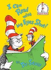I Can Read With My Eyes Shut (Beginner Books(R)) von Dr. Seuss