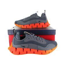 Reebok Mens Zig Dynamica Int Grey Running Shoes (FY7059) Size 8-12