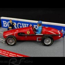 Ferrari 500 F1 / F2 Grand Prix Allemagne 1953 Alberto Ascari 1/43 Brumm S2012