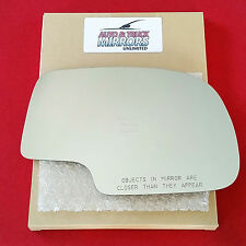 NEW Mirror Glass CHEVY GMC TRUCK SUV Passenger Right Side POWER RH