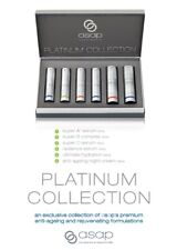 ASAP Platinum Collection Pack RADIANCE, C, B & A Serum Night Cream  Ultimate Hyd