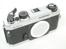 Voigtländer Bessa-L Bessa L m39mm mirino fotocamera CROMO funzionante working