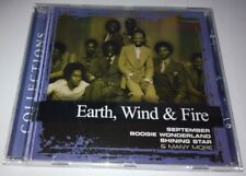Earth Wind & Fire Collections CD Compilation Album 10 Great Tracks