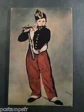 CP CARTE POSTALE MANET, TABLEAU LE FIFRE, VF POSTAL CARD, PAINTING