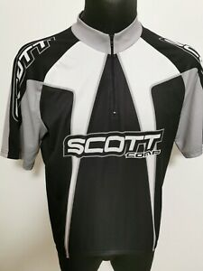 Scott Cycling Jersey Men's Size XL