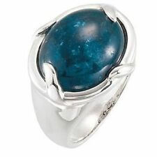Apatite Blue Natural Fine Rings