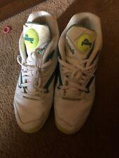 2943754d Reebok Court Victory Pump size 12 Michael Chang. white/green/citron. 6