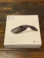 Microsoft Arc Touch (RVF-00052) Wireless Bluetrack Mouse - Black
