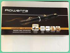 NIB ROWENTA BEAUTY Curl Active Automatic Curling Hair Iron Titanium Ceramic Ion