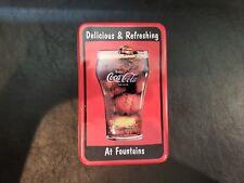Coca-Cola -Delicious & Refreshing - Tin Can (1997)