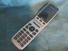 Pantech Breeze 2 AT&T Flip Phone - AS-IS NO BATT OR BACK