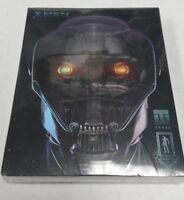X-Men: Days of Future Past 3D Blu-Ray (Trask Security Files) NEW