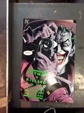 Batman:The Killing Joke (May 1988, ) first print