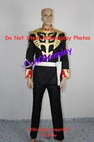 Mobile Suit Gundam Gihren Zabi Cosplay Costume