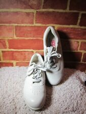 SAS Free Time Casual Comfort Walking Shoes BEIGE LEATHER Women's sz 7M  2390
