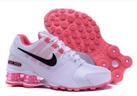 HOT NEW Womens Nike Shox Avenue Running Shoes Pink/White