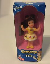 My First Princess Belle Doll Fisher Price Figure Beauty and the Beast New