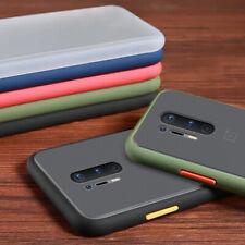 For OnePlus 8 Pro 7 7T 6 6T Shockproof Hybrid Bumper Matte Hard Back Case Cover