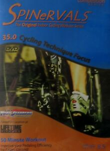Spinervals Cycling  DVD 35.0 Cycling Techniques Focus