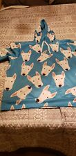 Bull Terrier Hooded Sweatshirt ( womens xl)