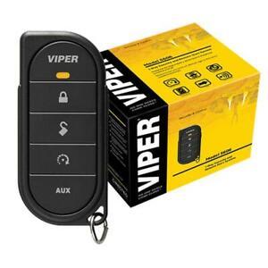 VIPER 3606V Alarmsystem mit einer Fernbedienung Alarmanlage für Fahrzeuge