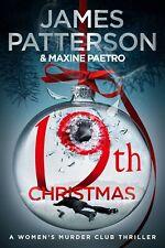 19th Christmas (Women's Murder Club) James Patterson & Maxine Paetro 𝝽-𝜷00𝜿