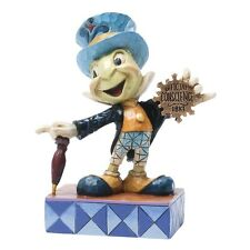 NEW OFFICIAL Disney Traditions Jiminy Cricket Official Conscience Figure 4031474