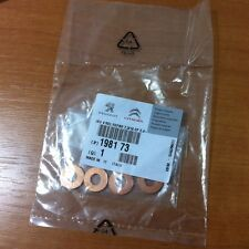 Genuine Peugeot 207/307 1.6 HDi Injector Copper Washers (SET 4)