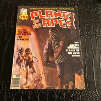 #23 AUG 1976 PLANET OF THE APES comic magazine