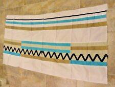 Vintage Strip Pieced Patchwork Cutter Quilt Piece