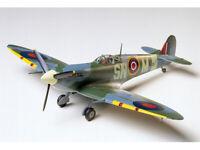 1:48 Aircraft Model Kit Tamiya Super Marine Spitfire Mk.Vb