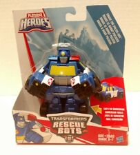 Playskool Heroes Transformers Rescue Bots Chase the Police-Bot Truck