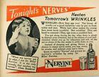 Antique Dr Miles Nervine Brochure Booklet Quack Medicine Nerves 1920s  *AL