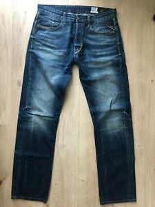 Replay Herren-Jeans BROWANN Gr. 33/34