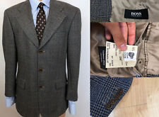 Men Hugo Boss Blazer Jacket Artemis Wool Cashmere Size M IT48 US UK 38 QAA100