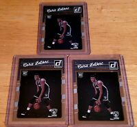 2016-17 Donruss Caris LeVert Rookie Card RC Michigan Pacers #167 invest Lot of 3