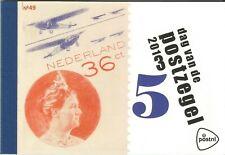 PRESTIGEBOEKJE PR 49 DAG VAN DE POSTZEGEL 2013 CAT.WRD. 16,00 EURO
