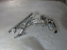 Subaru Impreza newage WRX 2003-2006 passenger left rear window regulator +motor