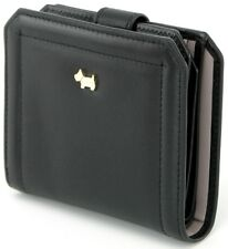 Radley Marwood Womens Ladies Medium Tab Purse Wallet Black