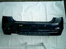 BMW F10 5er Limo  Stoßstange hinten  PDC 15857711  3/11-7/12 dunkelblau