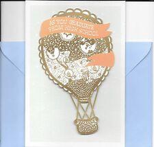 Congratulations Hot Air Balloon High School Graduation Card By Hallmark