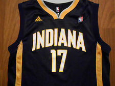 Vintage Mike Dunleavy #17 Indiana Pacers NBA Jersey by Adidas, Youth Medium