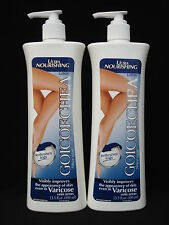 2 Goicoechea Ultra Nourishing Lotion For Varicose Veins Refreshes Legs 13.5 oz